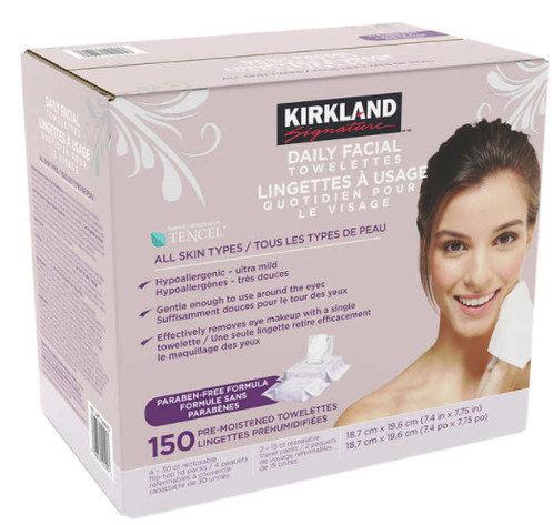 Kirkland Daily Facial Towelettes