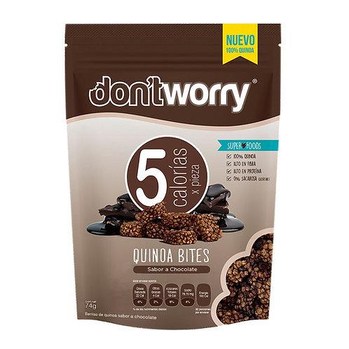 Dont Worry Quinoa Bites (350 g)
