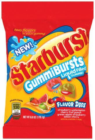 Starburst Gummis