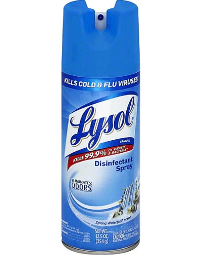 Lysol 354 g Disinfectant Spray