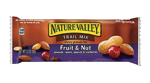 Nature Valley Trail Mix Bars