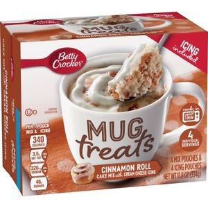 Betty Crocker Mug Treats (334 g)
