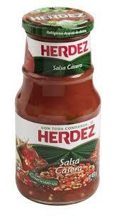 Herdez Chunky Salsa