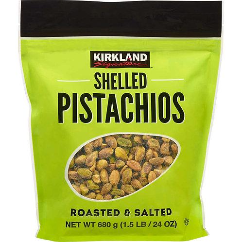 Kirkland Shelled Pistachios