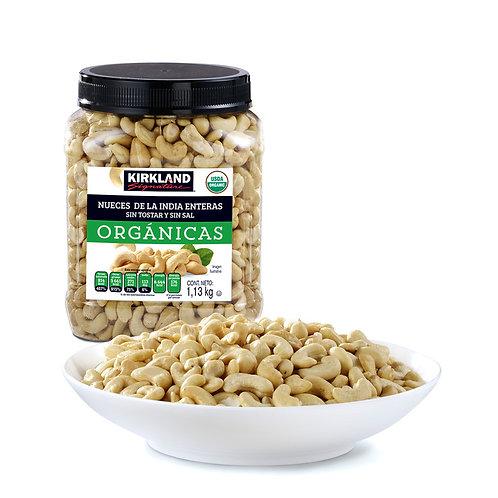Kirkland Nueces de la India Organicas (1,130 g)