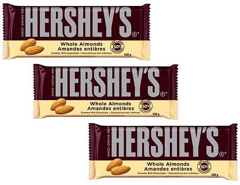 Hershey's Almonds 3-pack