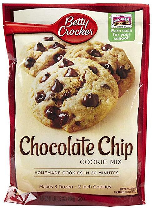Chocolate Chip - Betty Crocker 17.05oz