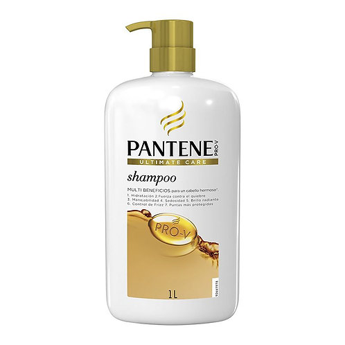 Pantene Ultimate Care Shampoo