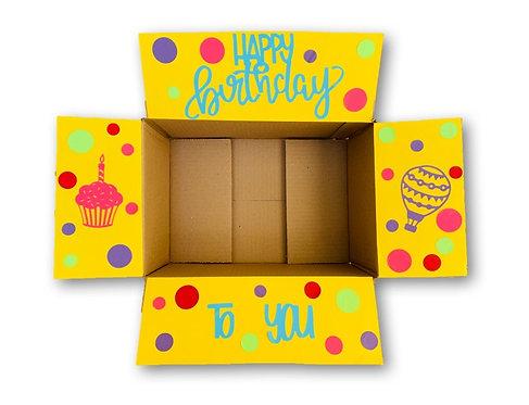 Birthday  Box 3