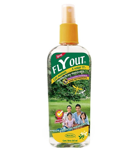 Fly Out - Mosquito Repellent