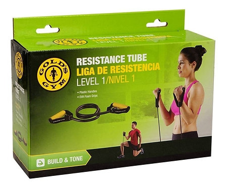 Golds GYM Resistance Tube
