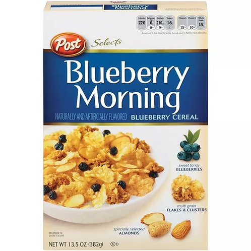 Blue Berry Morning