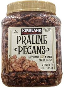Kirkland Praline Pecans (1,130 g)