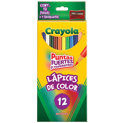 Crayola Color Pencils