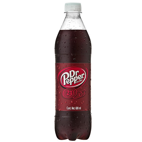 Dr. Pepper (Options Available)
