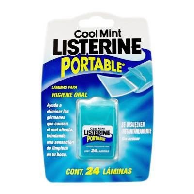 Listerine Portable