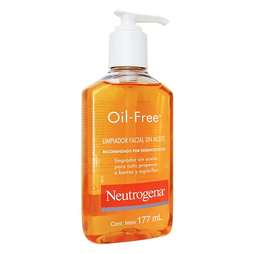 Neutrogena Oil Free Facial Cleanser