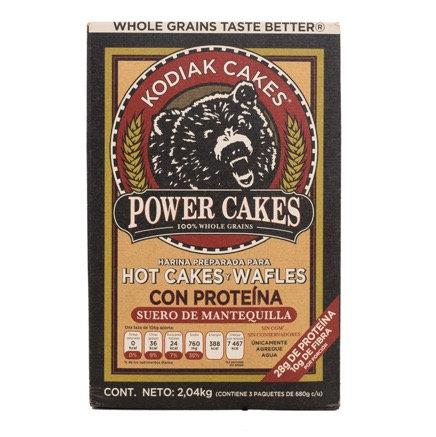 Power Cakes - Protein Pancakes/Waffles Mix