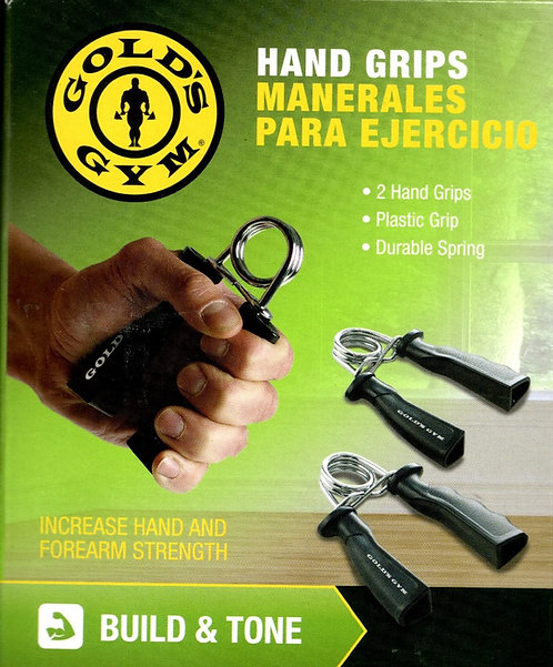 Golds GYM Hand Grips