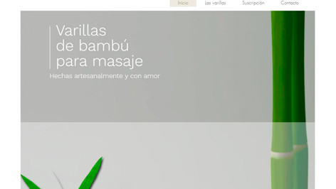 VARILLAS DE BAMBU