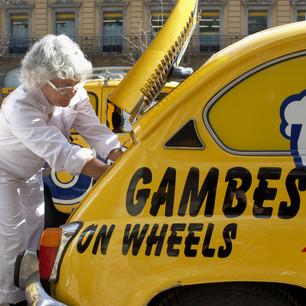 2007 | GAMBES ON WHEELS – Girona