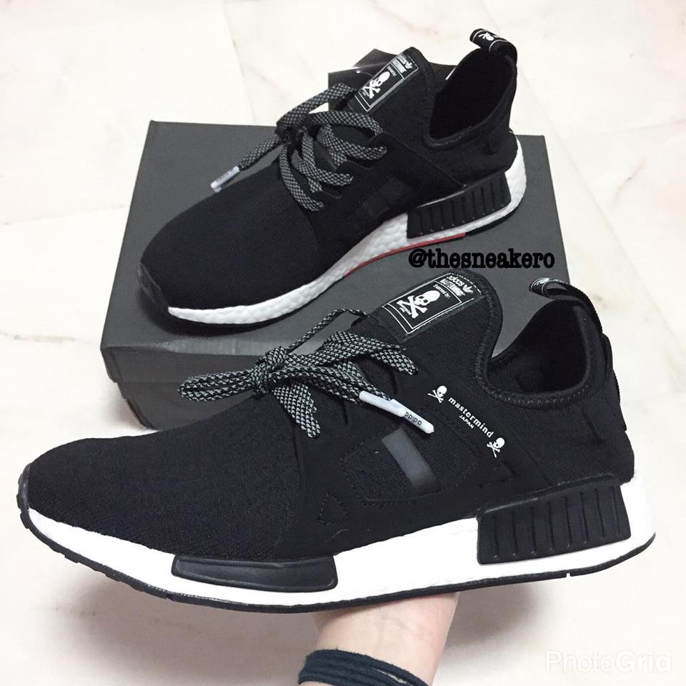 pretty nice 6d878 4364a Adidas NMD XR1 (Mastermind)   sneakero