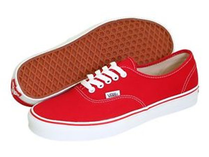 Vans Original (Red) | sneakero