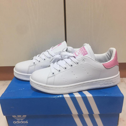 stan smith baby pink