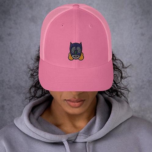 BAT GIRL Trucker Cap