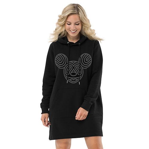 Mickey Organic Hoodie dress