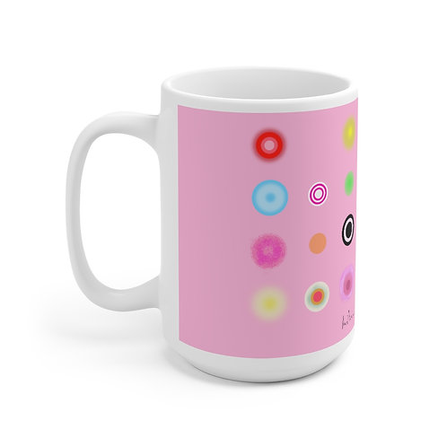 Pleasures of Chewing Gum Mug 15oz