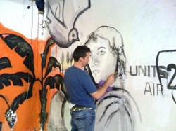 Valkenburgerstraat Mural