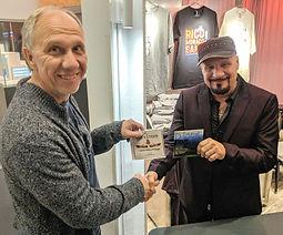 Rick Wright And Rico Monaco