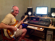 Roger Perkins layin some Bass lines