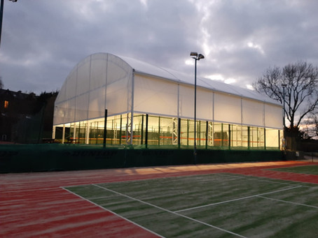 Game4Padel's first venue in England now open!