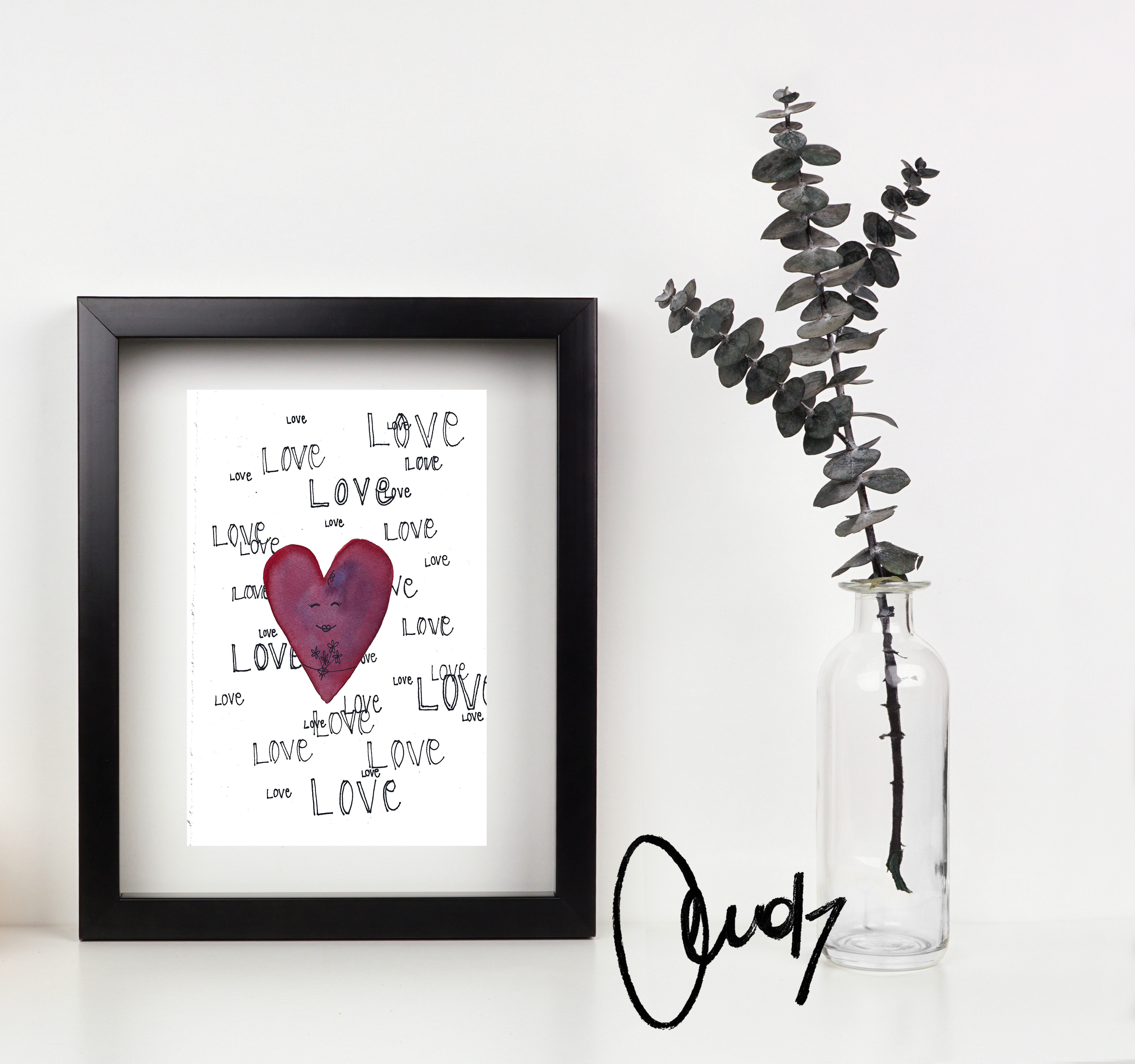 Love - Disponible/Available