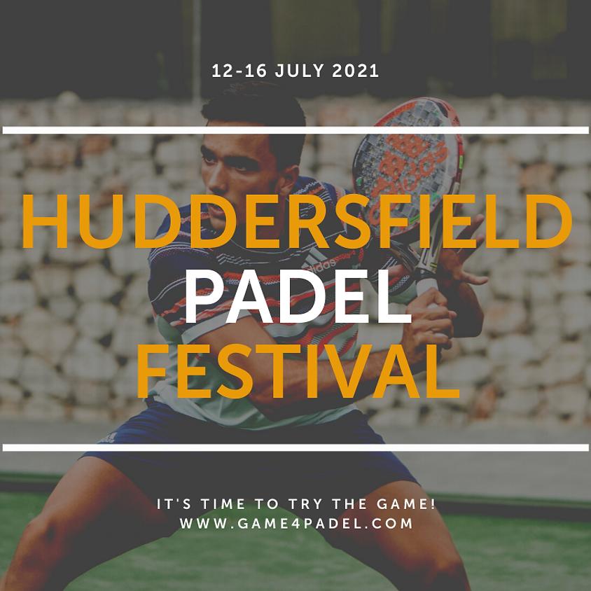 Huddersfield LTSC Padel Festival