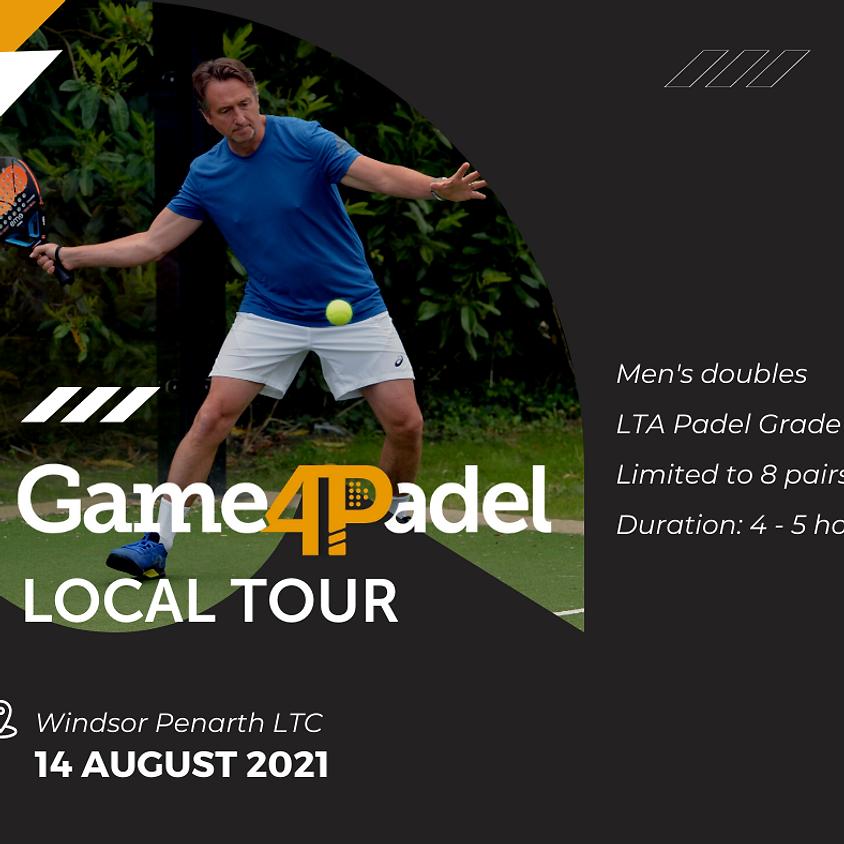 Game4Padel Local Tour - Windsor Penarth LTC