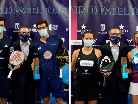 THE WORLD PADEL TOUR IS BACK!