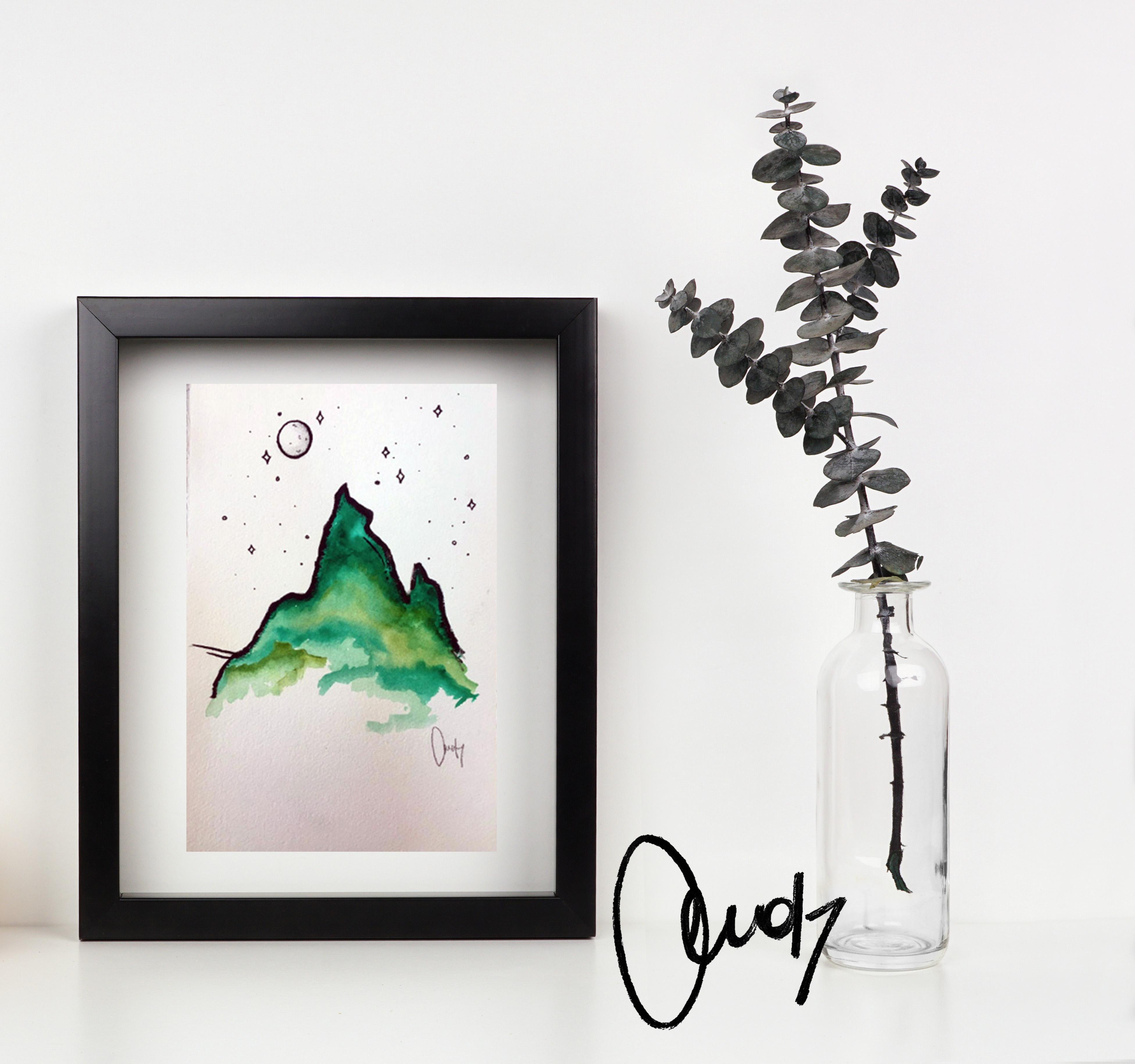 Full Moon - Vendue/Sold