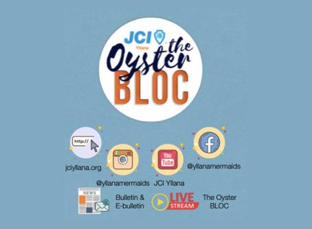 JCI Yllana: The Oyster BLOC