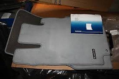 Коврики w220  велюровые orion grey, комплект.