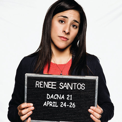 Clean & Crazy Comedy Show-Featuring: Renee Santos