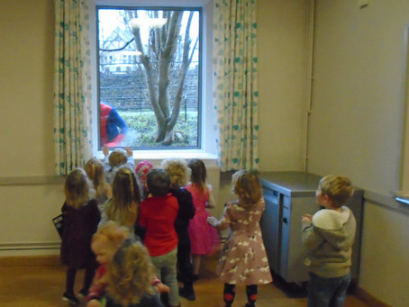 Roses are Red Violets are blue we've had lots of fun at playgroup, how about you?