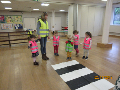 Road Safety and Role play!