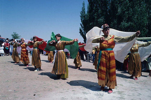 Dance of Iman, Turkey