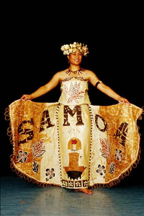 Teuila Festival, Apia, Samoa - Poster