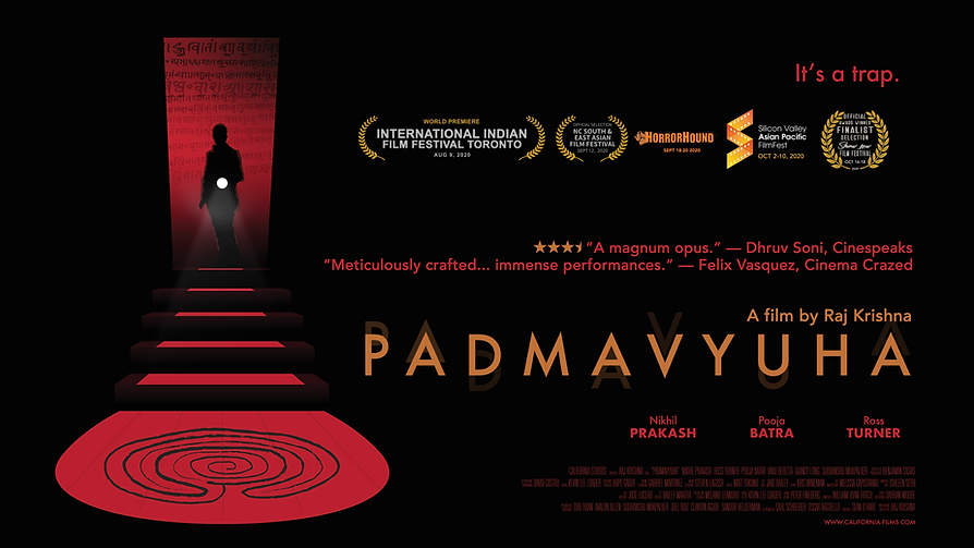 Padmavyuha - horizontal poster - Aug 202
