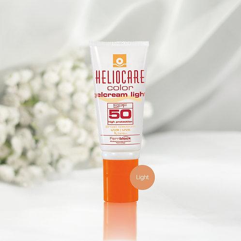 Heliocare Gelcream Light SPF 50
