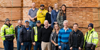 PAC-RIM Building Supply Staff